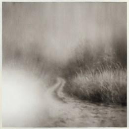 Ettore Frani, Luce che si fa vena, 2017 (5 di 10), olio su tavola laccata, 40x40 cm Foto Paola Feraiorni
