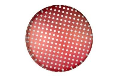 Matteo Negri, Kamigami Coral Bubble, 2017, tecnica mista su legno, acciaio cromato e verniciato, 120x120x16 cm Courtesy Lorenzelli Arte, Milano