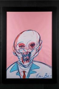 Francis Bacon, Head