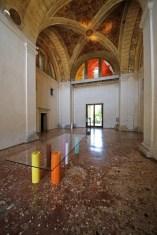 Mondocleto. Il design di Cleto Munari, veduta della mostra, Villa Pisani Bonetti, Bagnolo di Lonigo (VI)