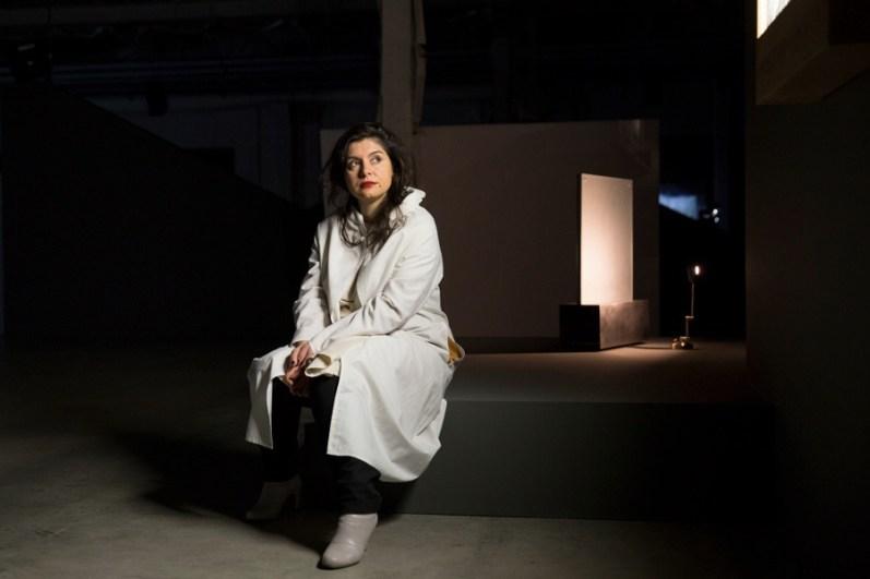 Rosa Barba Courtesy Pirelli HangarBicocca, Milano. Foto: Lorenzo Palmieri