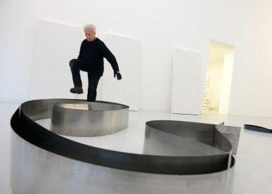 Mostra 297 Tensioni Paolo Icaro a cura di Marco Meneguzzo. Foto: Michele Alberto Sereni