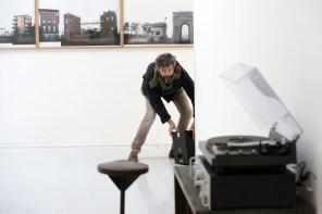 Mostra 306 Red Verona Eugenio Tibaldi a cura di Adele Cappelli opening 21-02-2015 Studio la Città – Verona. Foto: Michele Alberto Sereni