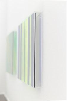 Leonardo Gambini. Visible and Invisible, veduta della mostra, Winarts, Milano