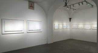 Luca Lupi. Finis Terrae, veduta della mostra, Passaggi Arte Contemporanea, Pisa