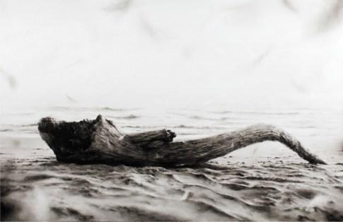 Ettore Frani, Il dono, 2017, olio su tavola laccata, 70x110 cm Foto Paola Feraiorni