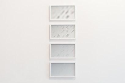 Michele Spanghero, Translucide, 2009-2017, inkjet print on paper, wood frame, 19x32 cm each Foto Irene Fanizza