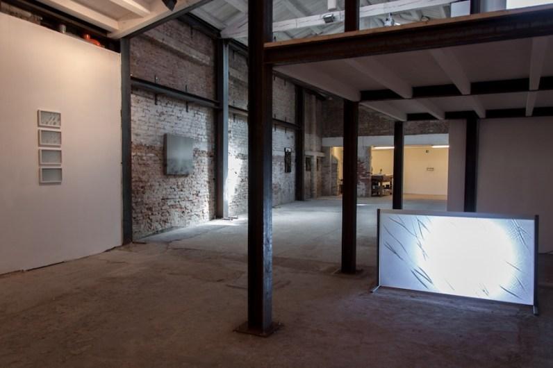 Les yeux qui louchent, veduta della mostra, Galleria Alberta Pane, Venezia Foto Irene Fanizza