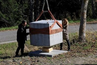 """Tiziano Bellomi e Manuela Bedeschi, work in progress di """"Luce della Memoria"""""""