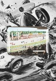 PetriPaselli, Monza, Souvenir d'Italie (99objects, Issue 1/99, Souvenir Ashtrays)