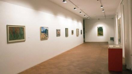 Il paradiso di Cuno Amiet. Da Gauguin a Hodler, da Kirchner a Matisse, veduta della mostra, Museo d'arte Mendrisio, Mendrisio (Svizzera)