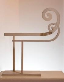 Fausto Melotti, Scultura n. 11, 1934, gesso, Collezione privata