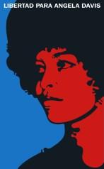 Libertad para Angela Davis poster, 1971, ideato da Felix Beltran