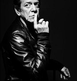 Mattia Zoppellaro, Lou Reed, New York 2012, 70x100cm, Ed. 2 of 5 2ap, 2018. Courtesy Traffic Gallery