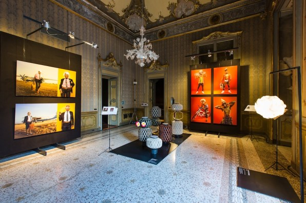 AfricaAfrica, exploring the Now of African design and photography, veduta della mostra, Palazzo Litta Cultura, Milano Foto Fabio Bortot