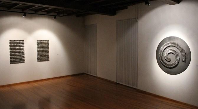 Franca Ghitti scultrice, veduta dell'allestimento, Museo d'arte Mendrisio, Mendrisio (Svizzera)