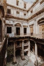 Palermo, Palazzo Costantino, Copyright Manifesta 12, 2017 Photo by CAVE Studio