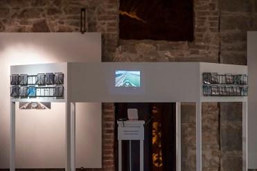 Same same but different, veduta della mostra, Museo Civico di Castelbuono, Castelbuono (PA) Photo Credits Valentina Minutella