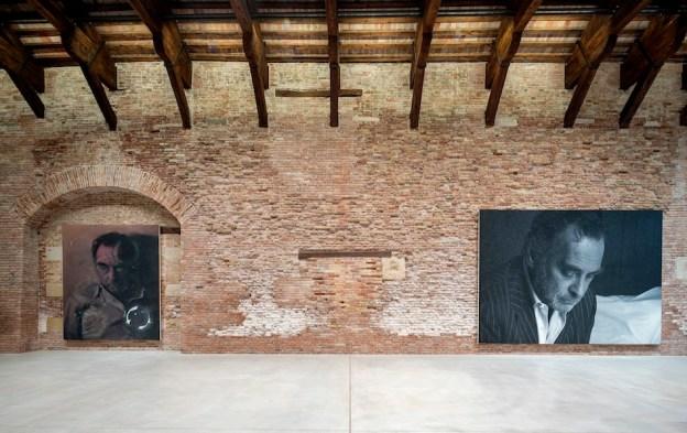 Dancing with Myself, installation view at Punta della Dogana, 2018 © Palazzo Grassi, photography by Matteo De Fina