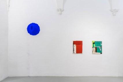 'DANIEL BUREN & ANISH KAPOOR' exhibition view, GALLERIA CONTINUA, San Gimignano. Photo Ela Bialkowska, OKNO Studio