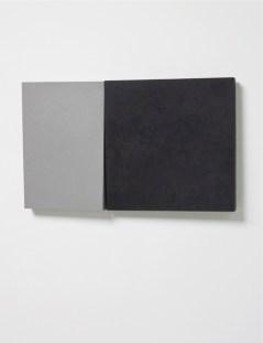 Karin Radoy, 1301 Grau Grau, 99.5x200x13 cm Courtesy Artesilva, Seregno (MB)