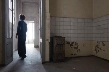 Elena Pugliese, Hai lasciato la luce accesa 2018, audiodramma per Casa Bossi. Foto: Pierfranco Fornasieri.