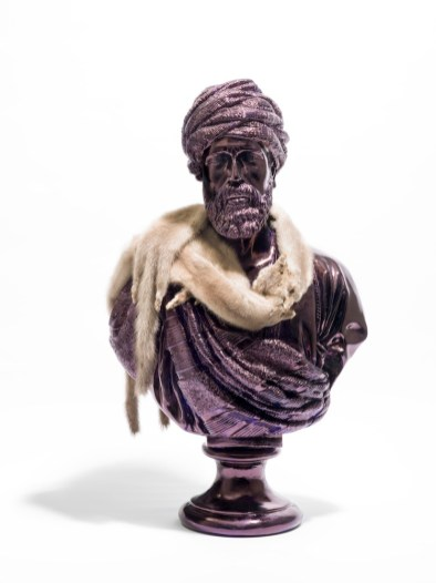 Jan Fabre, Wise Persian looking forward, 2018 Courtesy Jan Fabre and Building, Milano