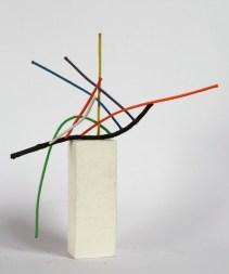 Gianfranco Chiavacci, La corda 4, 1988 Courtesy Archivio Gianfranco Chiavacci e Die Mauer - Arte Contemporanea, Prato