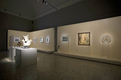 Picasso. Metamorfosi, veduta della mostra, Palazzo Reale, Milano