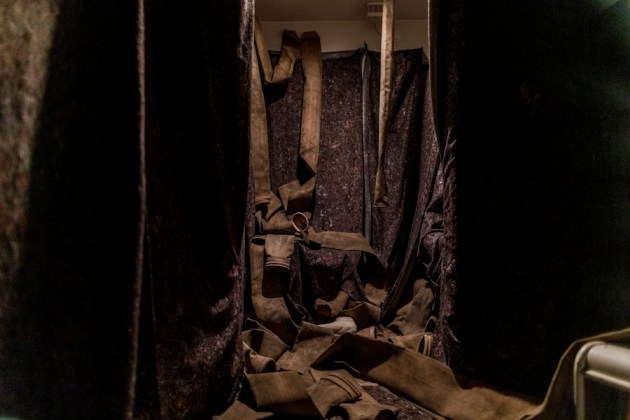 Ex Post, Galleria Civica di Trento, veduta dell'allestimento (Christian Fogarolli). Foto Mart, Jacopo Salvi