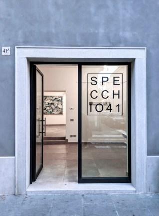 Maverick. Manuel Gardina e Zen.Zero, veduta dello spazio, SPECCHIO41, Brescia