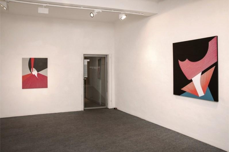 Ester Grossi. Essenziale, veduta della mostra, Spazio Testoni, Bologna Courtesy Spazio Testoni, Bologna Foto Giulia Mazza