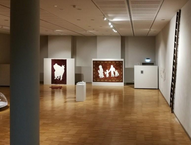 Armida Gandini. Di Moto Infinito, veduta della mostra, Collezione Paolo VI - arte contemporanea, Concesio (BS)