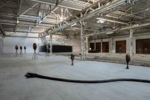 Giorgio Andreotta Calò, CITTÀDIMILANO, veduta della mostra, Pirelli HangarBicocca, Milano, 2019. Courtesy dell'artista e Pirelli HangarBicocca. Foto: Agostino Osio