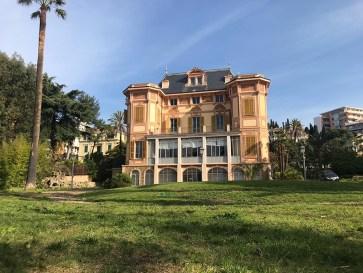 Villa Nobel, Sanremo