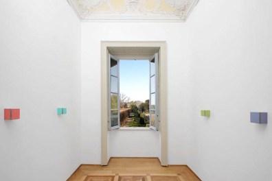 Villa Panza – Un'idea assoluta, Ala sud primo piano, opere di Stuart Arends Foto di Michele Alberto Sereni - Magonza, 2020 Courtesy FAI - Fondo Ambiente Italiano