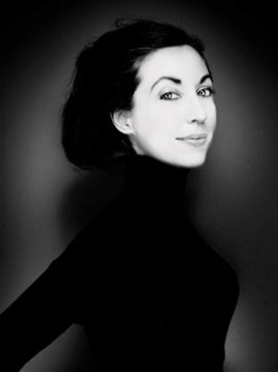 Vera Agosti Foto di Giovanni Gastel