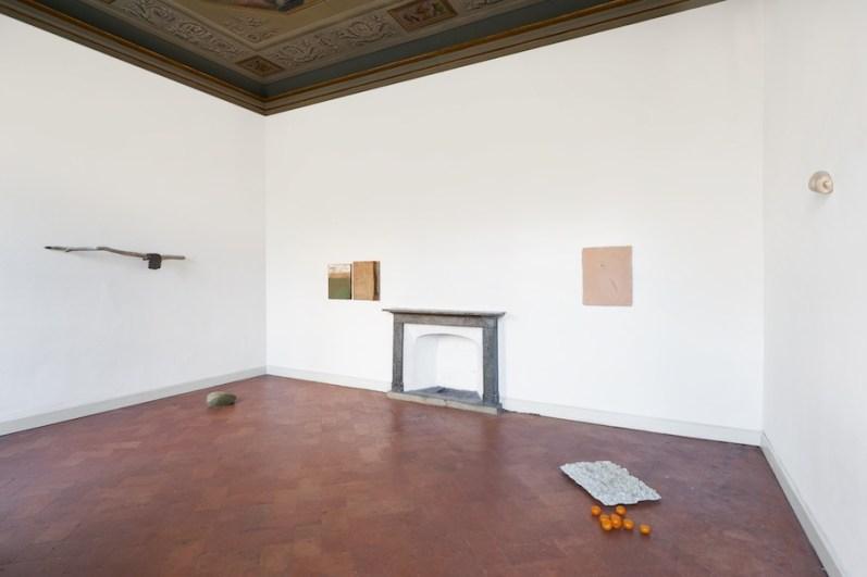 Serena Fineschi. Vogliamo parlare d'amore?, installation view, Palazzo Monti, Brescia