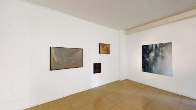Grey street, veduta della mostra, Area35 Art Gallery, Milano