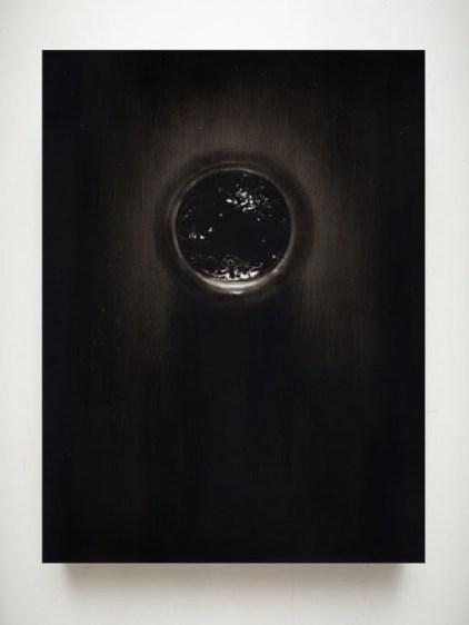 Ettore Frani, Athanor, 2020, cm 36x26,5, olio su tavola laccata - ph. Paola Feraiorni