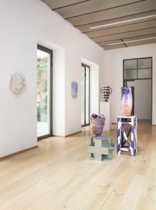 Pastiche. Paolo Gonzato, veduta della mostra, Officine Saffi, Milano Courtesy Officine Saffi Foto Alessandra Vinci