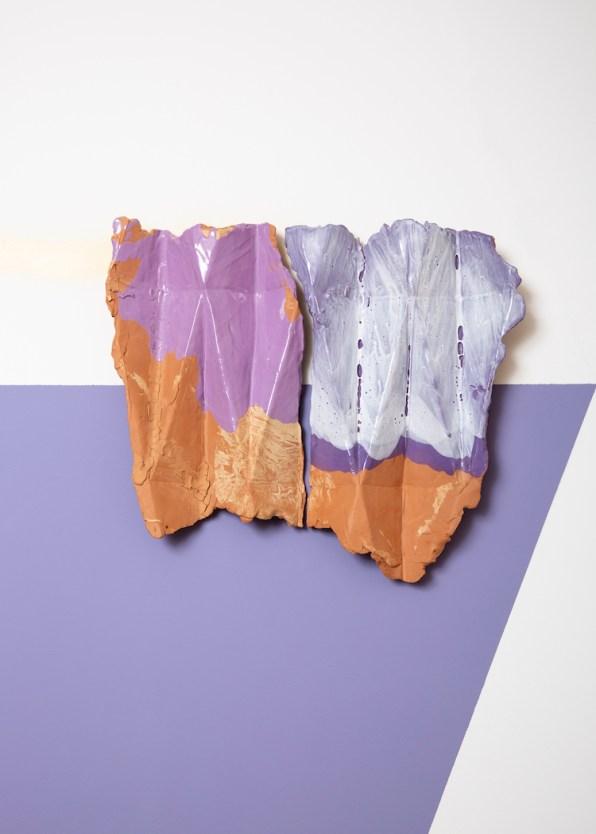 Paolo Gonzato, PASTICHE, 2020, ceramica smaltata Courtesy l'artista e Officine Saffi Foto Alessandra Vinci