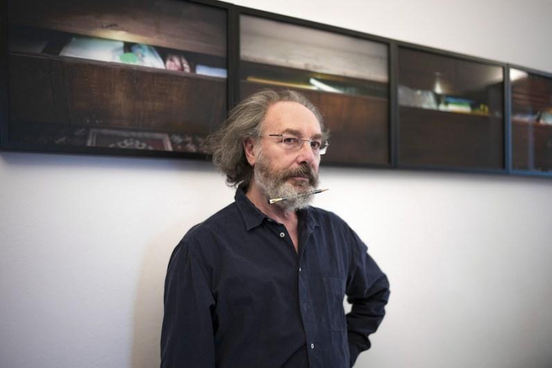 Ritratto di Gianni Melotti, 2018