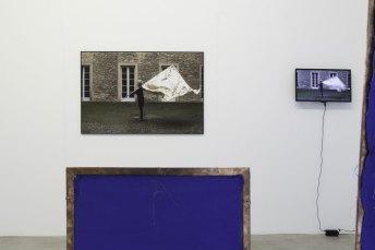 In-Attesa, installation view, Prometeo Gallery, Milano, 2021 Photo Ludovica Mangini Courtesy Prometeo Gallery