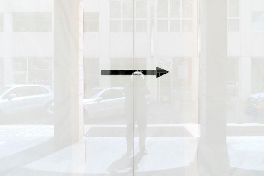 Mario Cresci, Minimum #12, 2020, stampa su carta fotografica cotone 100%, 40x60 cm