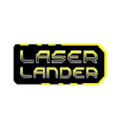 Laser lander