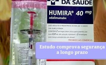 """alt=""""Adalimumab: segurança a longo prazo em pacientes"""""""