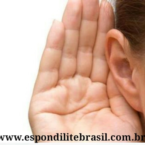 Novos Estudos – Perda de audição na Espondilite Anquilosante