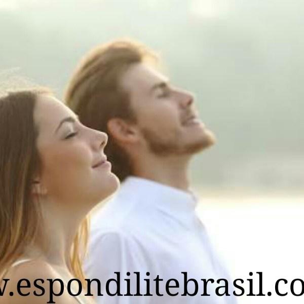 Espondilite Anquilosante: exercícios de respiração