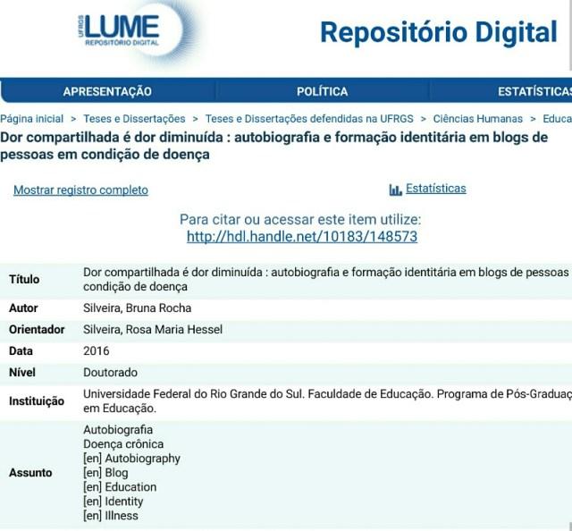 """alt=""""Tese de Doutorado descreve nosso site como fonte de informação"""""""